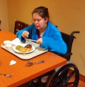 Gaby cafeteria hopital